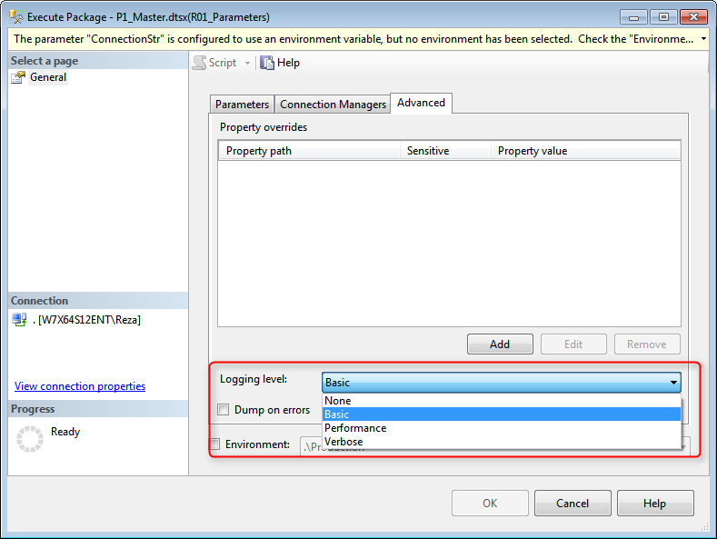 SSIS Catalog: Part 1 - What is the Catalog? - Reza Rad's Technical blog