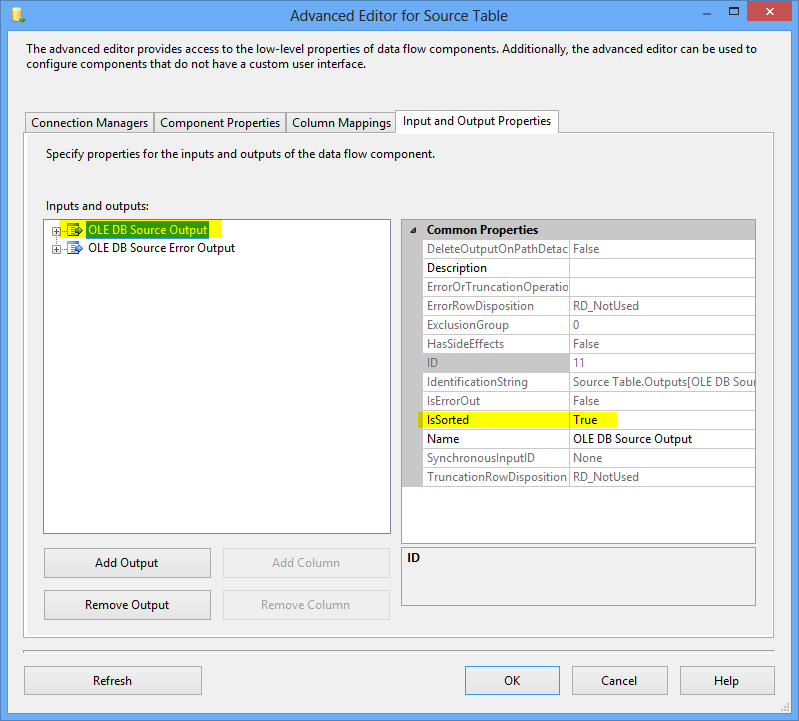 Insert, Update, and Delete Destination table with SSIS - Reza Rad's